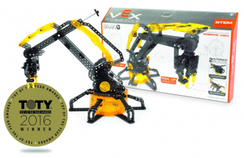 VEX Robotic Arm фото 764